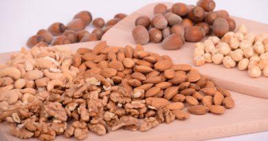 Beneficiile nucilor si semintelor pentru organism