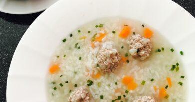 Supa italiana de perisoare